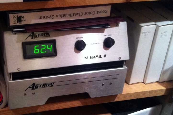 Atlas's Agtron Meter