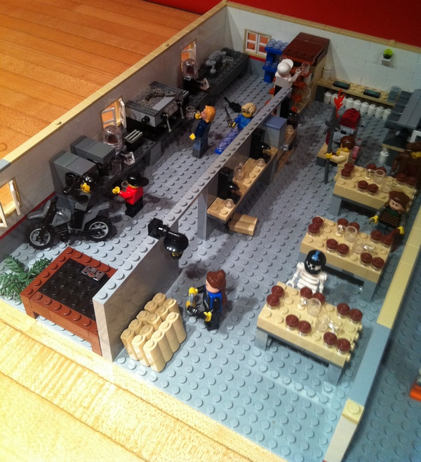 Atlas's Lego Land Lab
