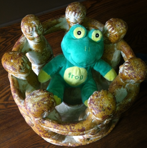 FrogQAtRoastHouse