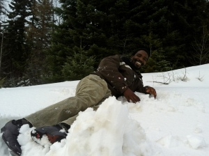 Mzukisi on Schweitzer Mountain