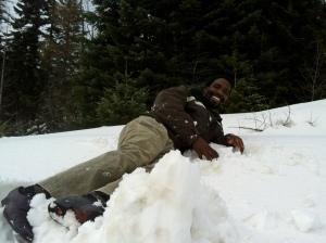 Mzukisi on Schweitzer Mountain