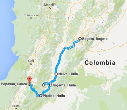 Places To Be Visited Colombia