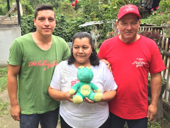 The Casallas Family